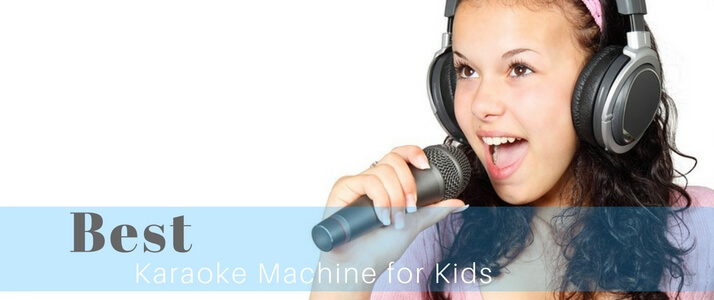 Karaoke Machine for Kids guide
