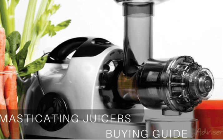 masticating juicer buying guide