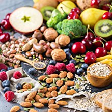 Fiber Rich organic foods for muscle growth