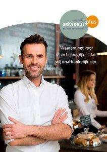bedrijfsbrochure adviseur plus