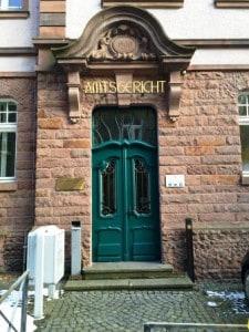 Amtsgericht Monschau