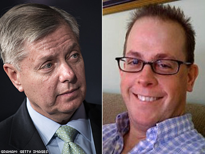 Gay Conservative Blogger Weighs Challenging Lindsey Graham