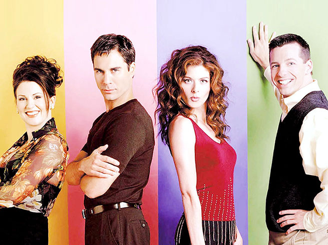 Image result for Will & Grace