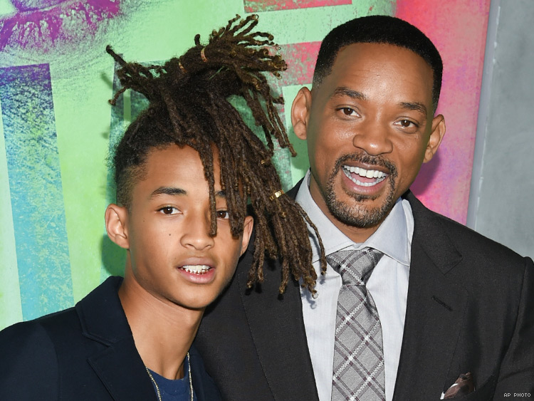 Image result for jaden and father 2016