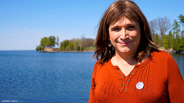 Vermont's Christine Hallquist Could Become First Trans Governor — Advocate.com