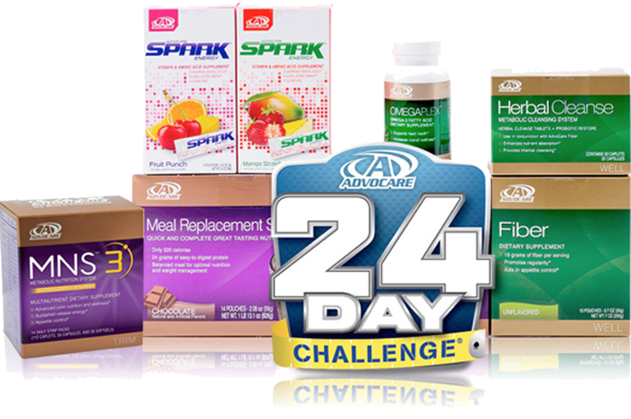 Image result for advocare 24 day challenge