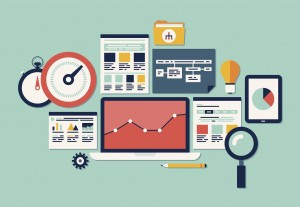 Search engine ranking and website ranking analysis