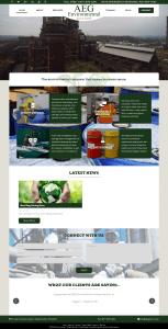 Welcome AEG Environmental!