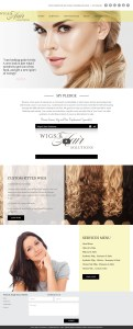 New Website Launch: Wigs & Hair Solutions