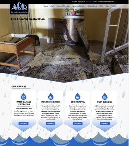 New Website Launch: Air Quality Remediation