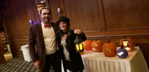 Adventure Web Employees Have a Scary-Good Time at the Annual Halloween Party