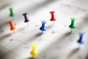 how to use a social content calendar