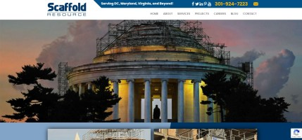Website Launch: Scaffold Resource