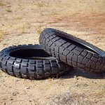 Are Knobbies The Best Adventure Motorcycle Tires For Noobs Adv Pulse