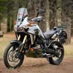 Honda Crf1000l Africa Twin Baja Build Adv Pulse
