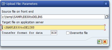 How to copy an IDOC across SAP systems | Advanced Solutions
