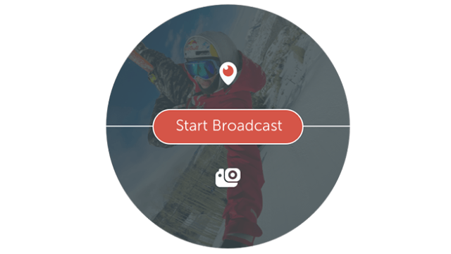 GoPro and Periscope Video Live Streaming