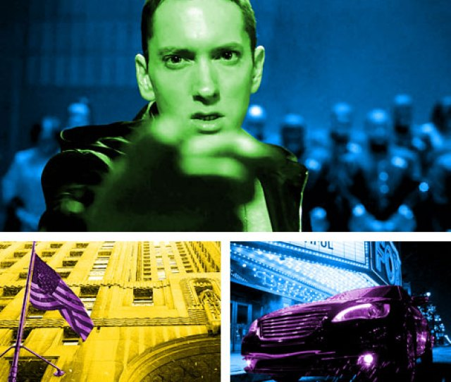 Director Samuel Bayer Serial Pictures  E  A Editing Joint  E  A Effects Methodthis Two Minute Chrysler  Spot From Wieden Kennedy Which Broke On The Super