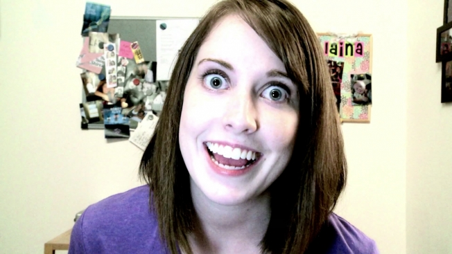 Overly attached girlfriend internet meme
