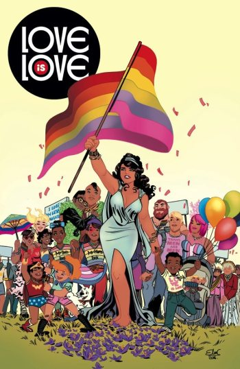 Love is Love Graphic Novel (GalleyCat)