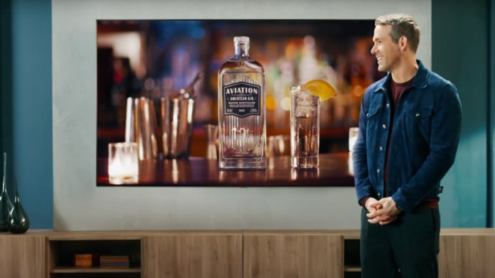 Diageo Is Buying Aviation Gin, Will Keep Ryan Reynolds as Co-Owner