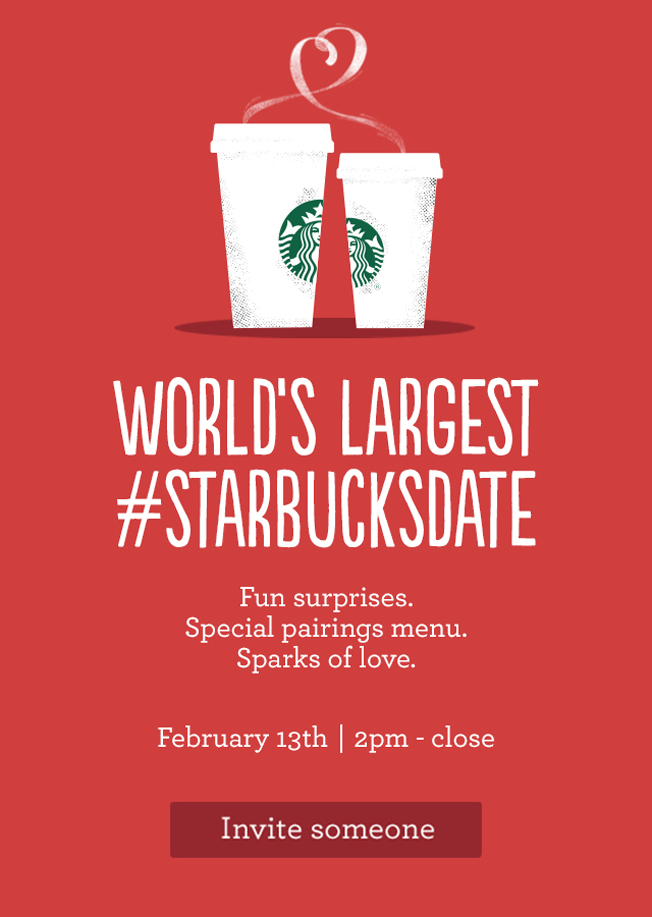 Need A Valentines Day Date Match And Starbucks Have