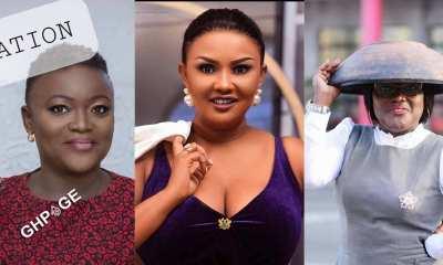 Nana Yaa Brefo did not resign because of me – Nana Ama McBrown (VIDEO) 1