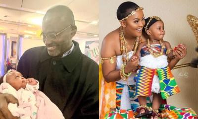 Plot to kidnap Baby Maxin, Nana Ama Mcbrowns daughter Unveiled 2