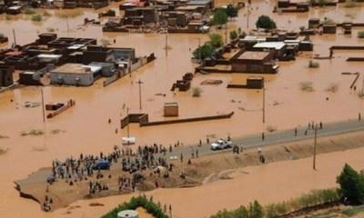 Dozen Lives Perished In Massive Sudan Downpour. 17