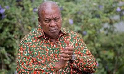 Okada Legalization Promise Needless, NDC's Lord Hamah Jabs Mahama. 5