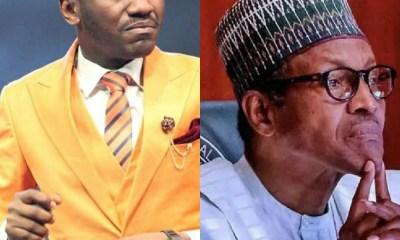 Apostle Johnson Suleman Hits Hard At President Buhari, Calls His Speech 'Trash'. 4