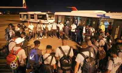 Black Stars arrives in Khartoum for Sudan clash on Tuesday (PHOTOS) 8