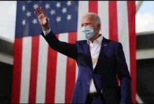 Joe Biden Cruises To Easy Win In New York State. 4