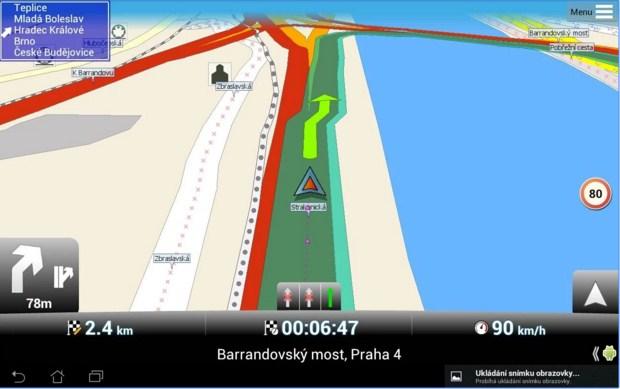 aplikasi peta penunjuk jalan