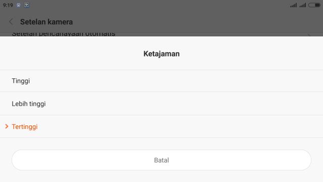 Setting Kamera dan Cara Mengambil Foto Macro Dengan Xiaomi Mi 4i