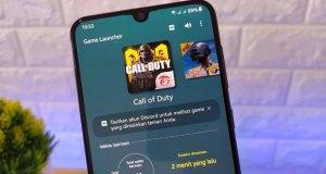 Cara Merekam Layar Game di Samsung Galaxy One UI