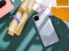 Cara Screenshot Realme C15