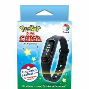 Brook Pocket Auto Catch for Pokemon Go go-tcha