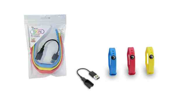 Brook Pocket Auto Catch Skin red blue yellow wrist band replacement charger