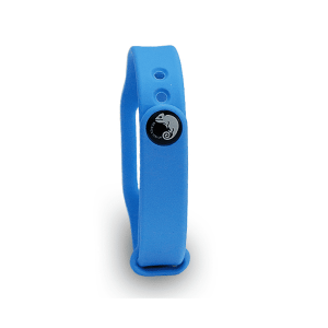 brook auto catch replacement wristband blue