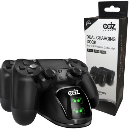 adz ps4 dual controller charger