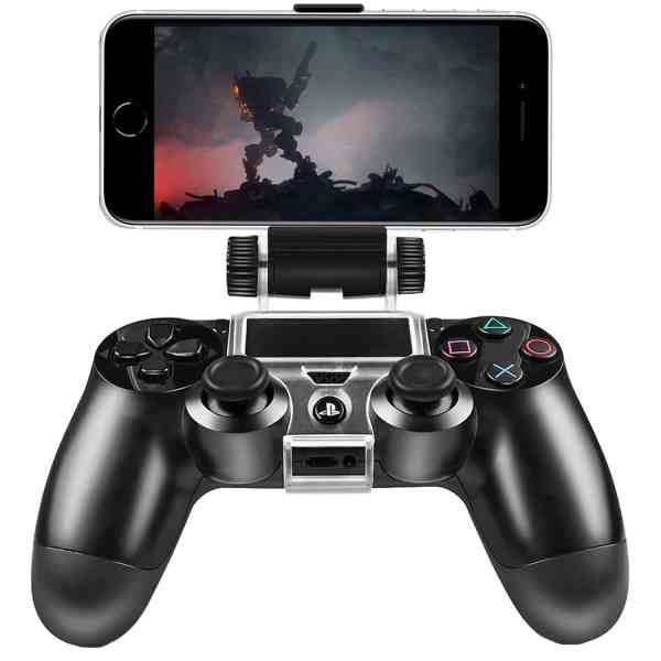 ps4 smart clip controller mobile phone holding mount