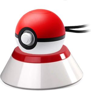 dobe TNS-18123 pokemon pokeball charge stand usb cable