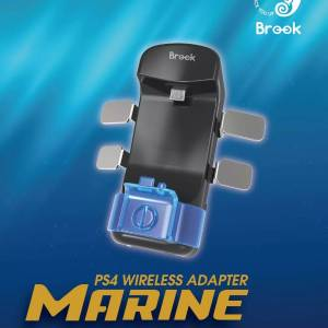 Brook Marine Adapter PS4 PS3 Nindeno Switch PC MAC IOS Remap Turbo Paddles