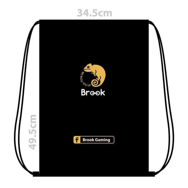 Brook X ONE Adapter Ltd Ed Wolf Grey Bag