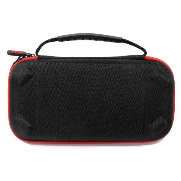 adz nintendo switch lite case black red protective