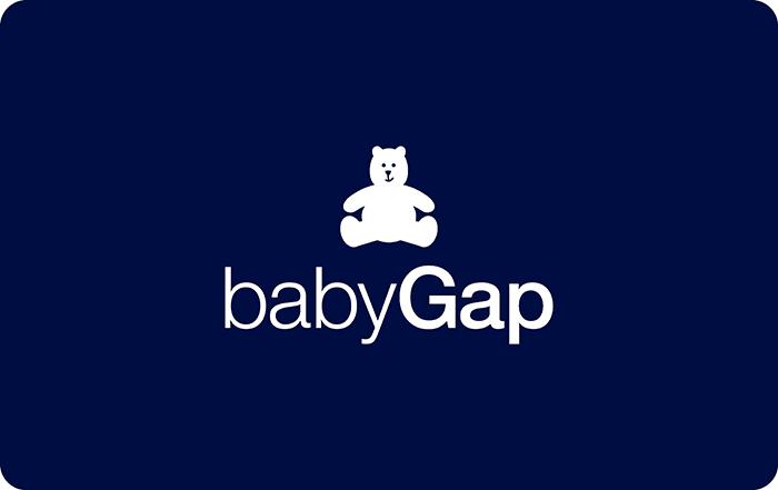 Marcas de roupas infantis Baby GAP