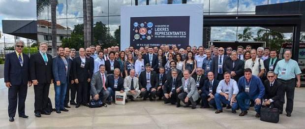 6ºEncontro de Líderes do Sistema CONFEA/CREA e MÚTUA-Brasília.