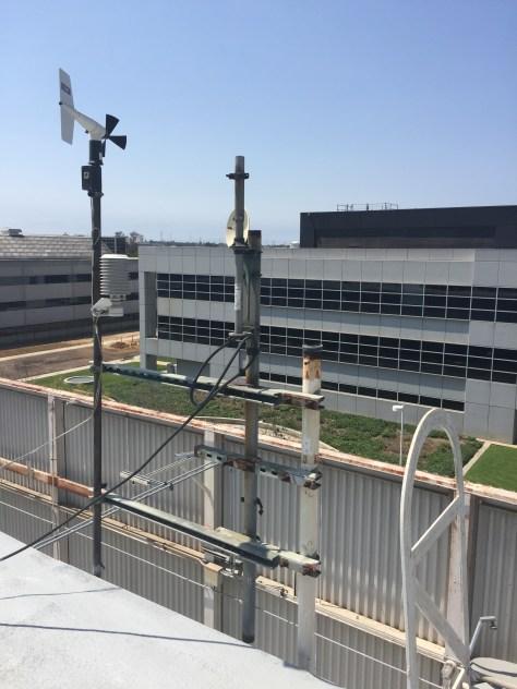 HF Antenna Mount
