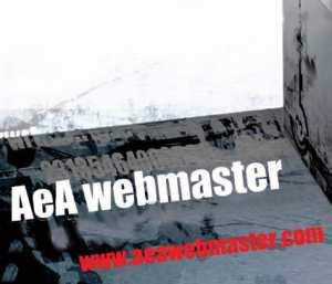 AeAWebmaster Diseño páginas web